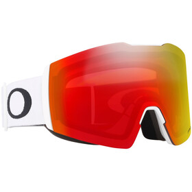 Oakley Fall Line XL Snow Goggles Men matte white/prizm snow torch iridium